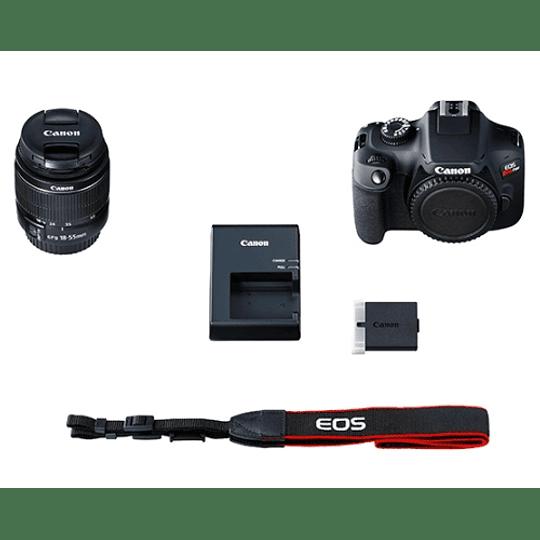 CANON EOS REBEL T100 EF-S 18-55MM F/3.5-5.6 III  - Image 6