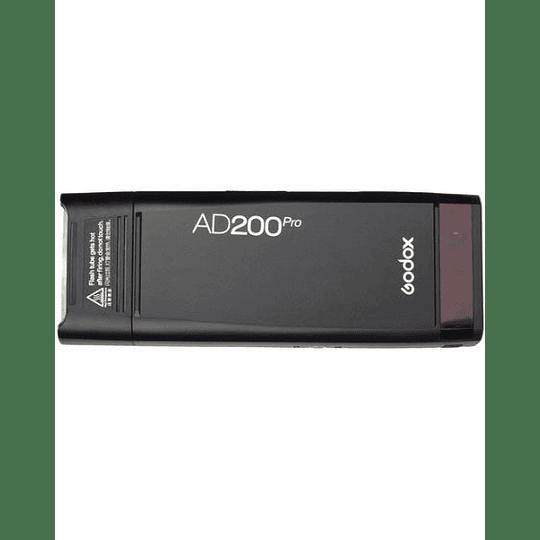 Godox AD200PRO Flash TTL Y HSS - Image 2