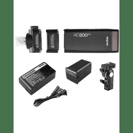 Godox AD200PRO Flash TTL Y HSS - Image 5