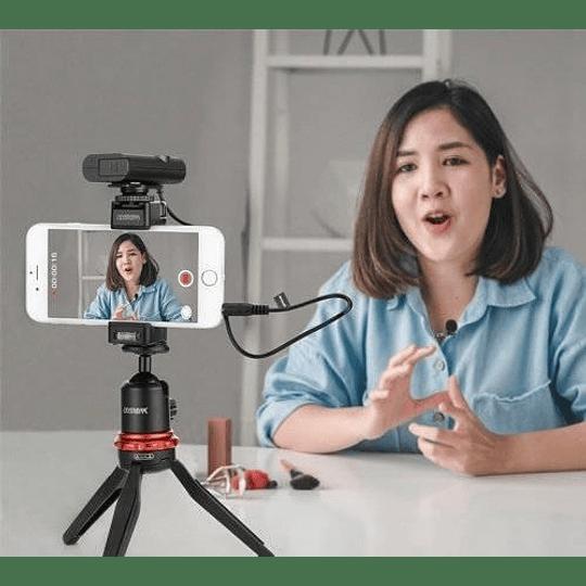 BOYA BY-WM4 PRO-K2 Sistema de Micrófonos Inalámbrico Doble para Cámaras y Smartphone - Image 6