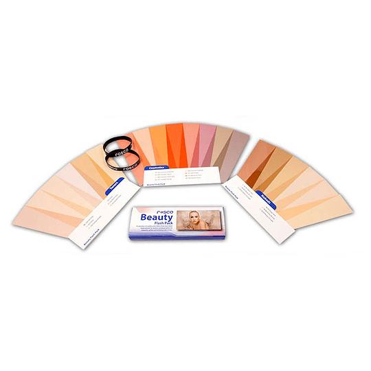 KIT filtros de belleza para flash Rosco Beauty (60 hojas) ROSCO