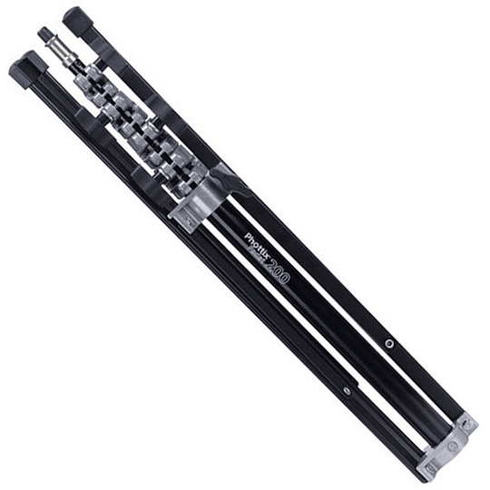 Phottix PADAT 200 Stand de Iluminación Compacto de 200cm - Image 5