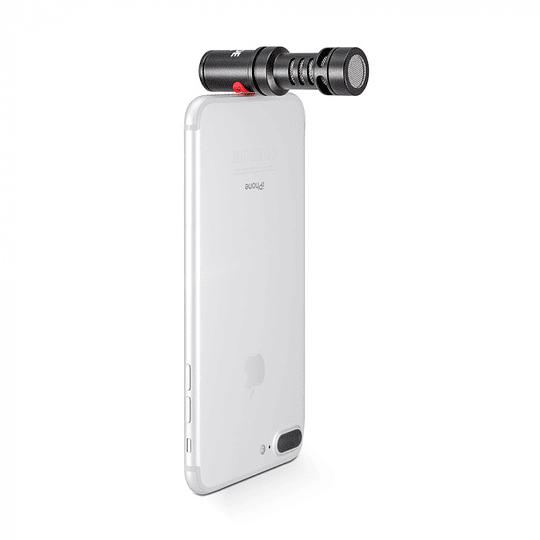 Rode VIDEOMIC ME-L Micrófono Directional para iOS - Image 6
