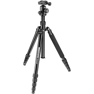 Manfrotto Element Big Traveler Trípode de Aluminio (black)