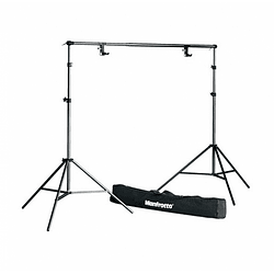 Manfrotto 1314B Kit de Soporte de Telas / Backdrop