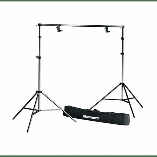 Manfrotto 1314B Kit de Soporte de Telas / Backdrop