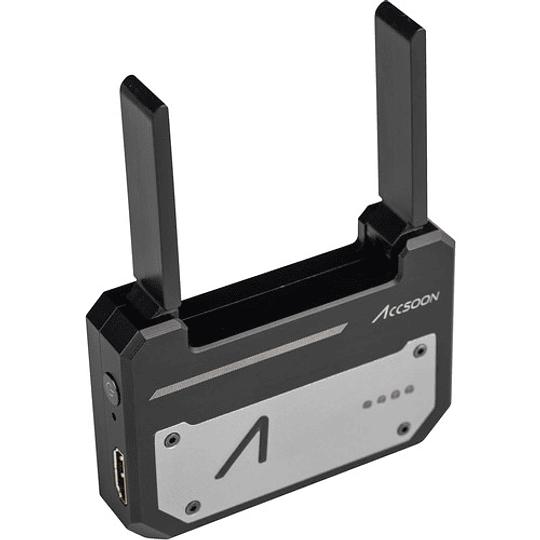 Accsoon CineEye Wireless Video Transmisor de 5GHz Wi-Fi hasta 4 Dispositivos - Image 1