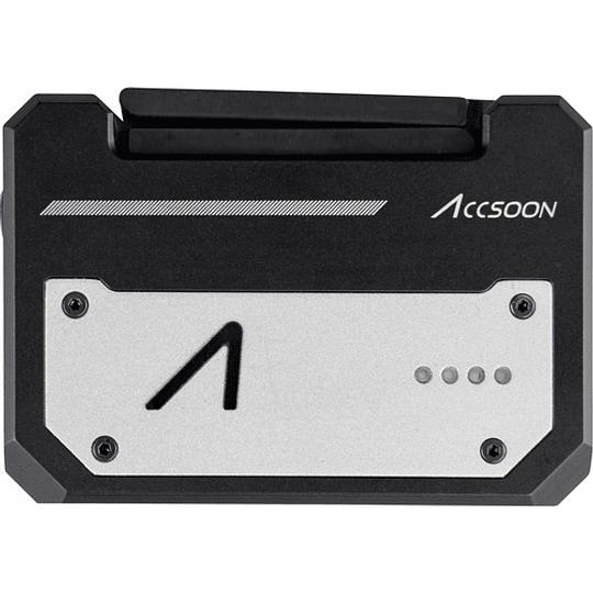 Accsoon CineEye Wireless Video Transmisor de 5GHz Wi-Fi hasta 4 Dispositivos - Image 4