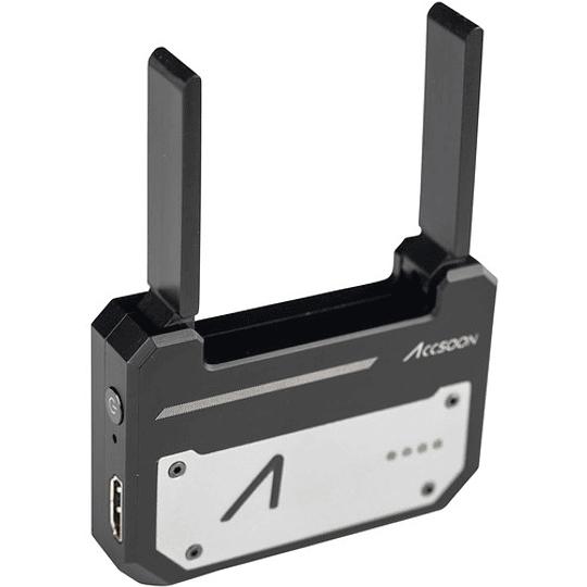Accsoon CineEye Wireless Video Transmisor de 5GHz Wi-Fi hasta 4 Dispositivos - Image 7