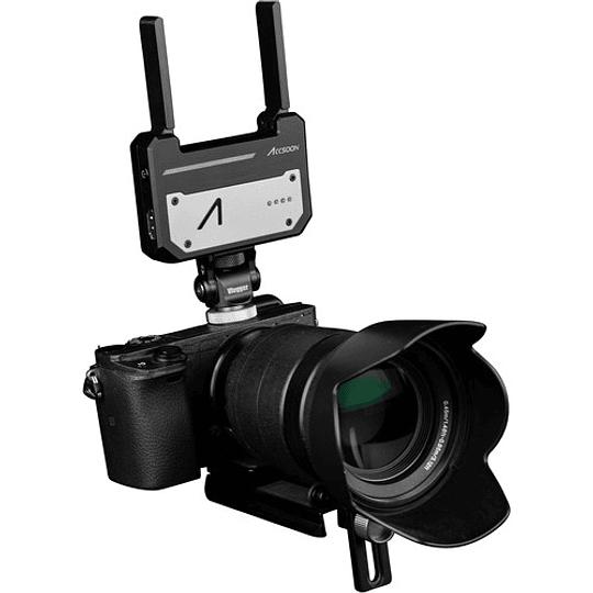 Accsoon CineEye Wireless Video Transmisor de 5GHz Wi-Fi hasta 4 Dispositivos - Image 8