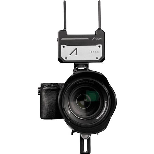 Accsoon CineEye Wireless Video Transmisor de 5GHz Wi-Fi hasta 4 Dispositivos - Image 9