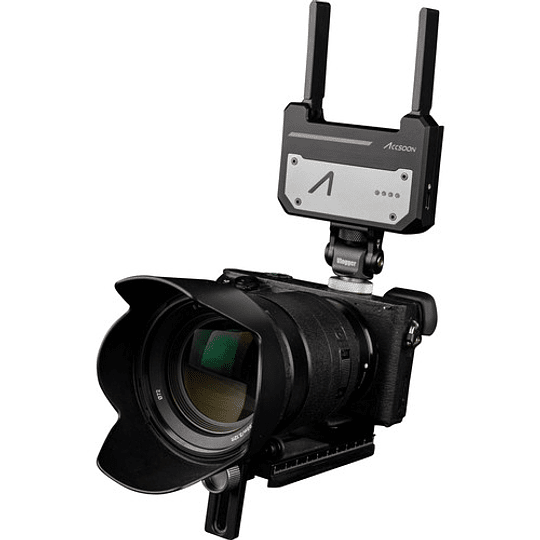 Accsoon CineEye Wireless Video Transmisor de 5GHz Wi-Fi hasta 4 Dispositivos - Image 10