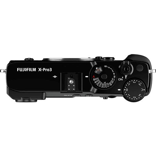 FUJIFILM X-Pro3 Cámara Mirrorless Black (Sólo Cuerpo) - Image 4