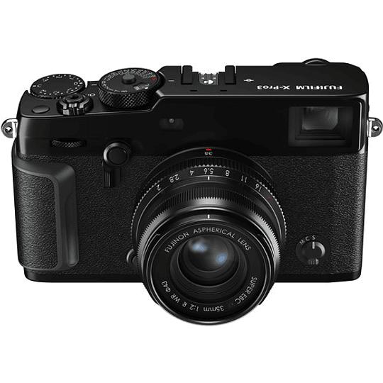 FUJIFILM X-Pro3 Cámara Mirrorless Black (Sólo Cuerpo) - Image 9