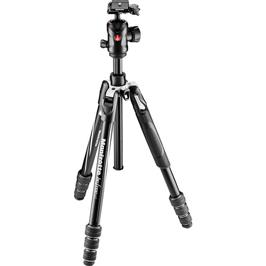Manfrotto Befree GT Travel Aluminum Ball Head (Black) Manfrotto - Image 1