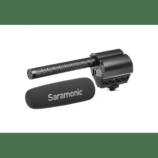 Saramonic VMIC PRO Micrófono Condensador para Cámaras DSLR / Videocámaras - Image 3