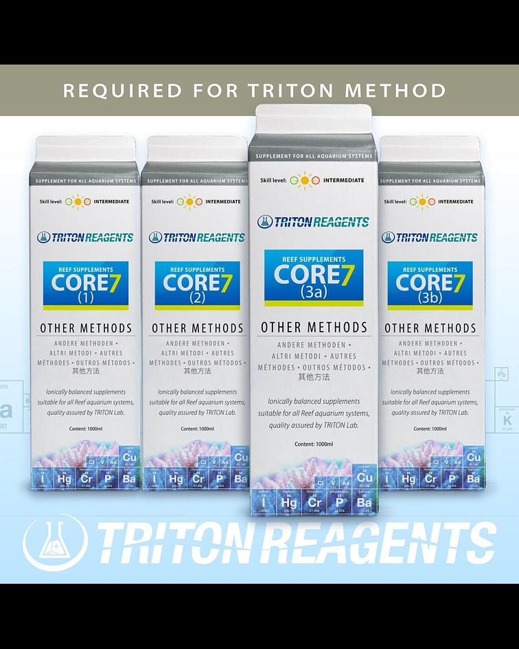 Core 7 Reef Supplements 4 x 1 litro (Otros Métodos)