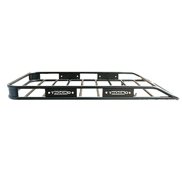 Canastilla porta equipaje para BRV, instalada directo a barras de fábrica