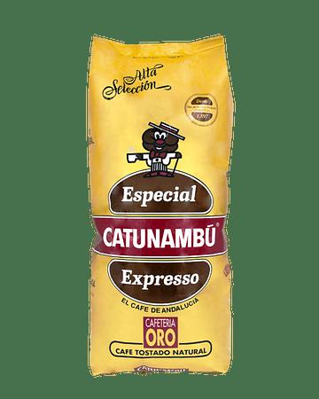 Café Catunambú ORO Premium Grano - 1 kg.
