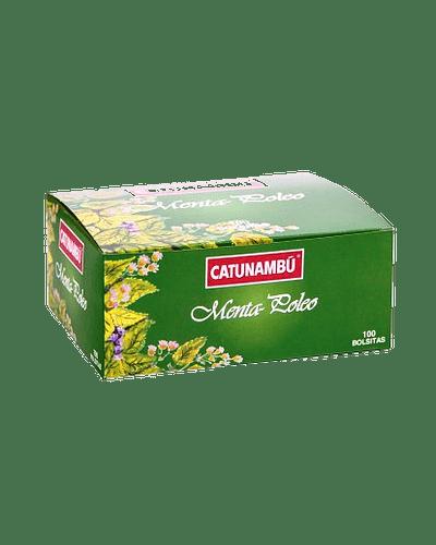 Catunambú Té Menta Poleo - 100 ud.
