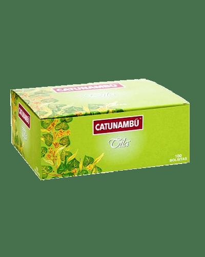 Catunambú Té Tila - 100 ud.