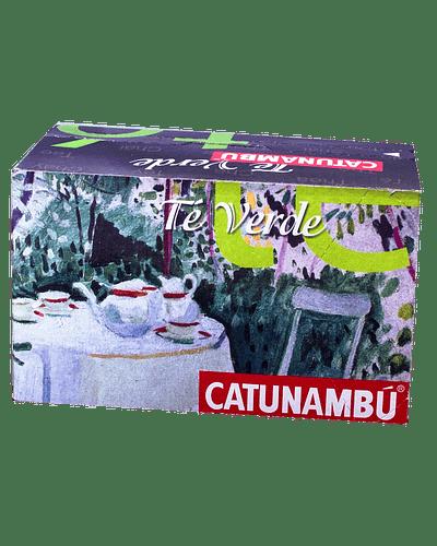 Catunambú Té Verde - 25 ud.