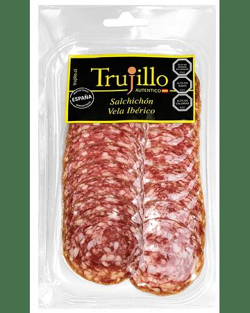 Salchichón Vela Ibérico Trujillo - 70 g.