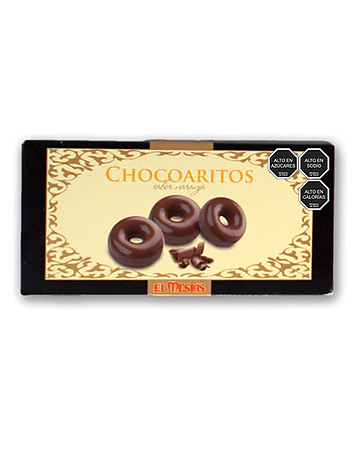 El Mesías Chocoaritos - 100 g.