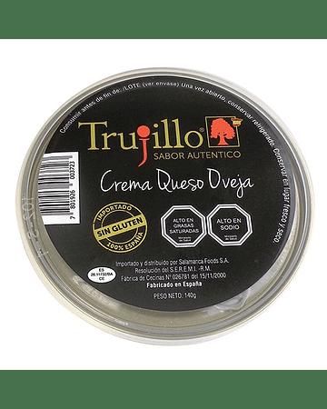 Crema Queso de Oveja Trujillo - Lata 140 g.