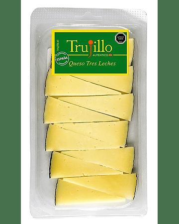 Queso Tres Leches Trujillo - Triángulos 100 g.