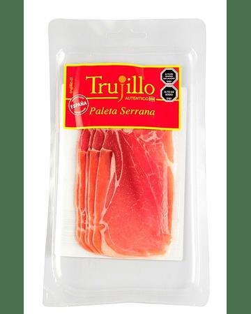 Paleta Serrana Trujillo Et. Roja - 80 g.