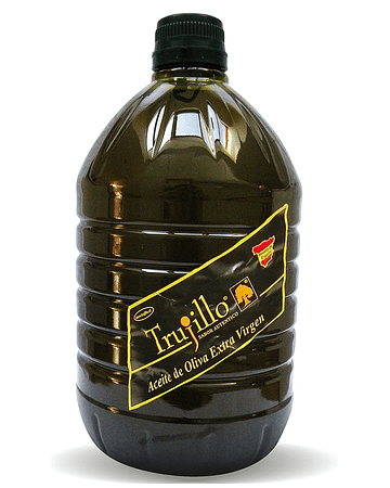 Aceite de Oliva Extra Virgen Trujillo - Bidón 5 lts.
