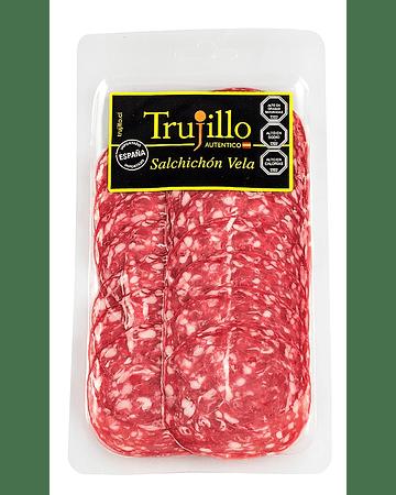 Salchichón Vela Trujillo - 80 g.