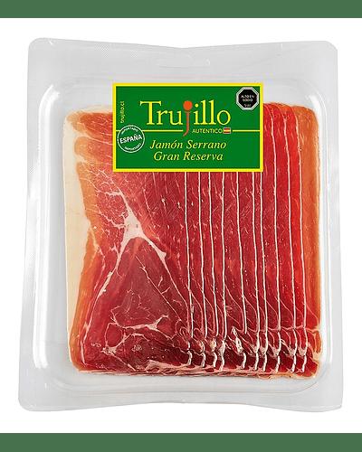 Jamón Serrano Trujillo Reserva Et. Verde - 180 g.