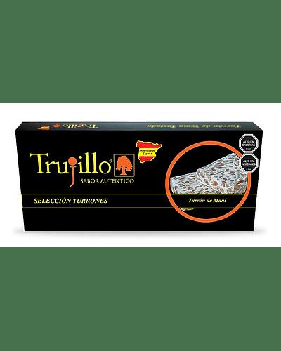 Turrón de Maní Trujillo - 200 g.