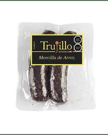 Morcilla Arroz Trujillo - 200 g.