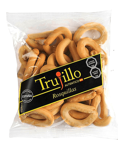Rosquillas Trujillo - 100 g.