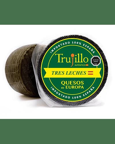 Queso Tres Leches Trujillo - Pieza 3 kg. aprox.