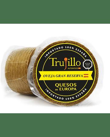 Queso Oveja Curado (8-12M) Trujillo - Pieza 3 kg. aprox.