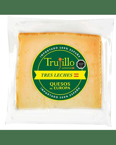 Queso Tres Leches Trujilo - Cuña 150 g.