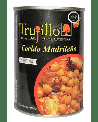 Cocido Madrileño Trujillo - Lata 415 g.