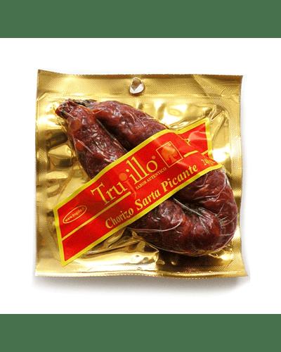 Chorizo Sarta Picante Trujillo - 125 g.
