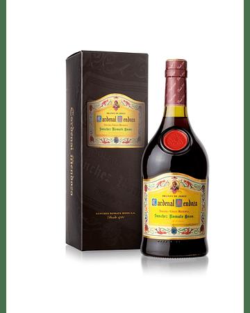 Brandy Cardenal Mendoza 40° - 700 ml.