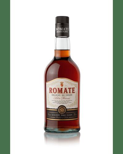 Brandy de Jerez Solera Romate 37° - 700 ml.