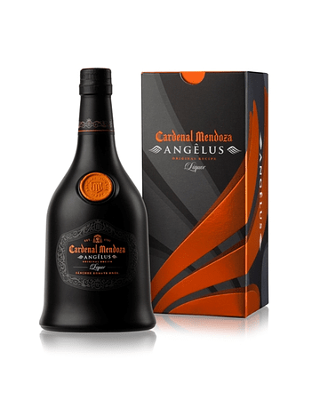 Licor Angelus Brandy Cardenal Mendoza 40° - 700 ml.