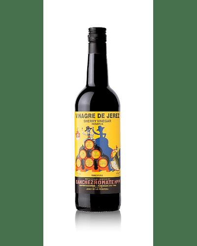 Vinagre de Jerez Reserva  Romate 8° Acidez - 750 ml.