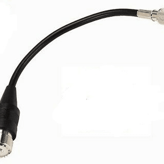 Cable Mini UHF M. a SO239 H. C/Cable RG-58