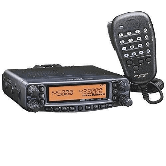 Movil Yaesu FT8900R 29/50/144/430 MHz Fm Quad band