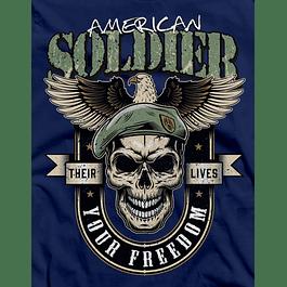 Solider Eagle