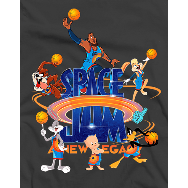 Space Jam 2 Legacy